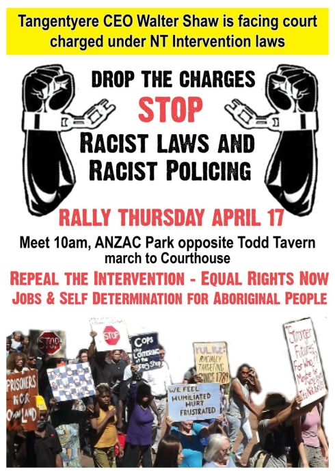 April 17 Poster